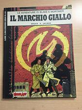 COMIC ART- BLAKE E MORTIMER- IL MARCHIO GIALLO -DI JACOBS EDGAR 7/16