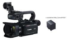 Canon LEGRIA XA11 Full Profi Camcorder + Zubehörpaket: 2. original Akku BP-820