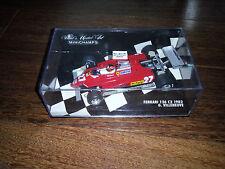 Minichamps 1:43rd Ferrari F1 126 C2 #27 1982 Gilles Villeneuve original rare