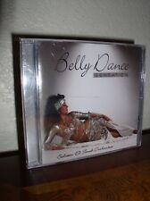 Belly Dance Sensation by Salatin El Tarab Orchestra (CD, Apr-2007, Hollywood,NEW
