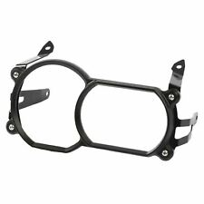 Front Headlight Cover Guard Protector & CNC Frame