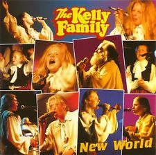 CD - The Kelly Family - New World - #A3346