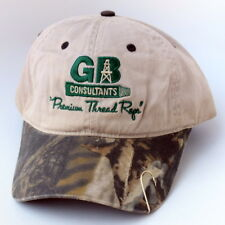 "GB CONSULTANTS ""Premium Thread Reps"" Adjustable Strapback Baseball Cap Hat"