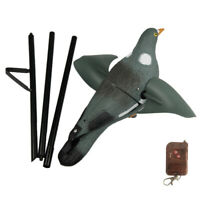 Hunting Remote Control Motorized Pigeon Decoy Electric Spinning Wing Dove Decoy