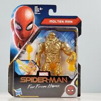 """Marvel Comics Spider-Man: Far From Home - Molten Man 6"""" Action Figure 