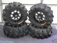 "26"" EXECUTIONER ATV TIRE & STI HD4 WHEEL KIT COMPLETE - LIFETIME WARRANTY CAN1CA"
