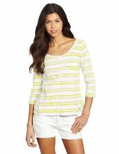 Short Sleeve Knit 100% Cotton Tops & Blouses for Women