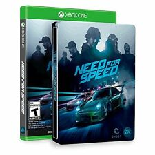 NEW Need for Speed SteelBook Collectors Edition - Xbox One FULL SEALED GAME