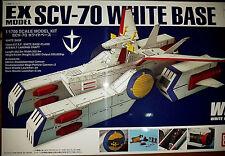 SCV-70 White Base EFSF Base Bianca - Bandai EX model Kit 1:1700 42597 Gundam UC