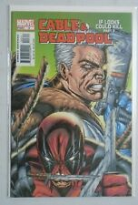 Cable & Deadpool #3 Direct Edition 6.0 FN (2004)
