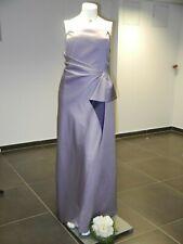 Brautkleid Abendkleid, Hochzeitskleid ( Ausstellungsstück) gr 52, Farbe Flieder