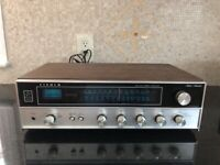 Mint Vintage The Fisher Model 122 Stereo AM/FM Stereo Receiver Perfect Condition
