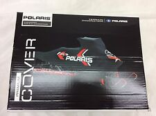 "OEM POLARIS Snowmobile '17 COVER-POLY SC LIME SQ-SKS 155"" 2882143-630"