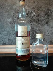 Glendronach 21 Scotch Whisky Sample/Probe/Tasting 100ml 10cl bottled 2018
