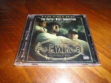 CWB - The Southwest Connection Rap CD - HAYSTAK Dutch the Great Lexx Luger 2006