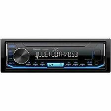 NEW JVC Mobile KD-SR85BT Single-DIN In-Dash AM/FM/CD Receiver with Bluetooth