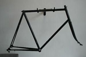 Retro Fillet Brazed Road Bike Frame and Forks (F88)