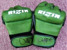 RIZIN FIGHT WORN GLOVE Alpha Female 2017 UFCMMAPRIDE