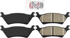 Disc Brake Pad Set-AmeriStar Ceramic Rear Autopartsource fits 2012 Ford F-150