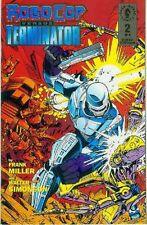 Robocop Versus Terminator # 2 (of 4) (Frank Miller / Walt Simonson) (USA, 1992)