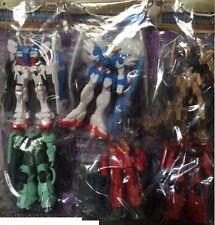 Mobile Suit Gundam stand up figure collection set Part 3 Banpresto Rare