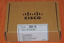 New EHWIC-1GE-SFP-CU Cisco Gigabit Ethernet Enhanced High-Speed WAN Card Inv6mth