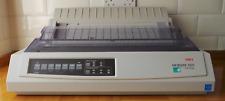 Oki Microline 3321 Dot Matrix Printer USB Parallel