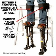 Design Comfort Strap Drywall Stilts Leg Band Kit COM-STRAP,My Comfort Leg...