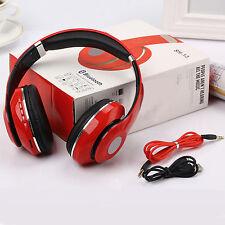 Bluetooth Kopfhörer/Headset X13 Wireless Headphone TF-Karte 3.5 mm viele Farben