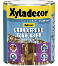 Grundierung Holzschutzgrund Imprägnierung 3L farblos Xyladecor X39