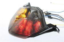 Led Tail Light Brake Turn Signal For Kawasaki Z750/ZX-10R/ZX1000/ZX-6R/ZX600 Smo