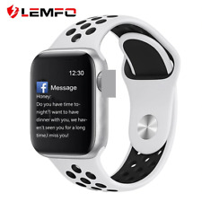 Smart Watch Blood Pressure Heart Rate Monitor Bracelet FitBit for iOS Android