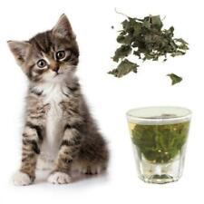 Cat Natural Silvervine Leaves Catnip Dried Polygonum Matatabi Toys Flavor Snacks
