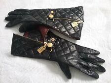 "Chanel ""31 Rue Cambon"" Leder Handschuhe Gr.7"