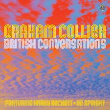Graham Collier - British Conversations / 2xLP Vinyl limited edition presale