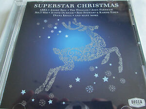 Various - Superstar Christmas (2014)  CD  NEW/SEALED  SPEEDYPOST