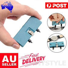 Watch Back Case Cover Opener Remover Wrench Removal Watchmaker Tool Repair Kit