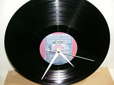 AC/DC High Voltage Vinyl lp Wall Clock