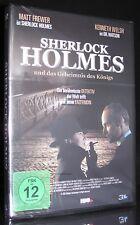 DVD SHERLOCK HOLMES UND DAS GEHEIMNIS DES KÖNIGS - MATT FREWER + KENNETH WELSH *