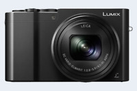 Panasonic Lumix DMC-TZ100 Digital Compact Camera: Black