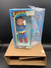 Superheroes Baravelli Junior Superman Vintage 1980, Perfect In The Original Seal