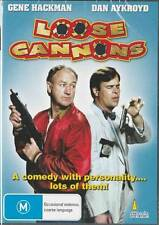 LOOSE CANNONS - GENE HACKMAN & DAN AYKROYD - NEW & SEALED REGION 4 DVD