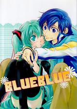 Vocaloid Light Romance Doujinshi Comic Kaito x Miku Hatsune BlueBlue Dogrit