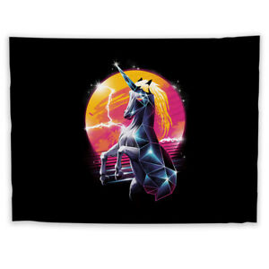 Abstract Trippy Hippie Tapestry Art Wall Poster Hanging Sofa Table Cover