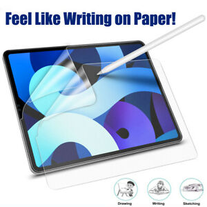 Paper Like Screen Protector Painting PET Film for iPad Air 4 10.9 10.2 Pro 2020
