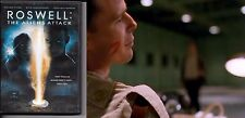 """DVD """"ROSWELL: THE ALIENS ATTACK"""" WILD! ALIENS AND HOOKER STALK EARTH! CAMPY FUN!"""