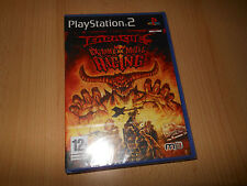 Earache Extreme Metal Carreras Nuevo Precintado Sony Playstation 2 PS2 Pal