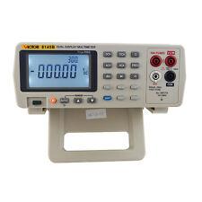 1PC Professional Vichy Vc8145 Dmm Digital Bench Top Multimeter Meter