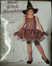 BRAND NEW! SKULL WITCH SHREDDY M 8-10 Medium Girl's