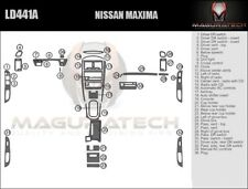 Fits Nissan Maxima 2000-2001 Radio W/CD Player models Large Wood Dash Trim Kit
